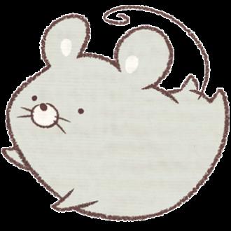 干支(ネズミ)